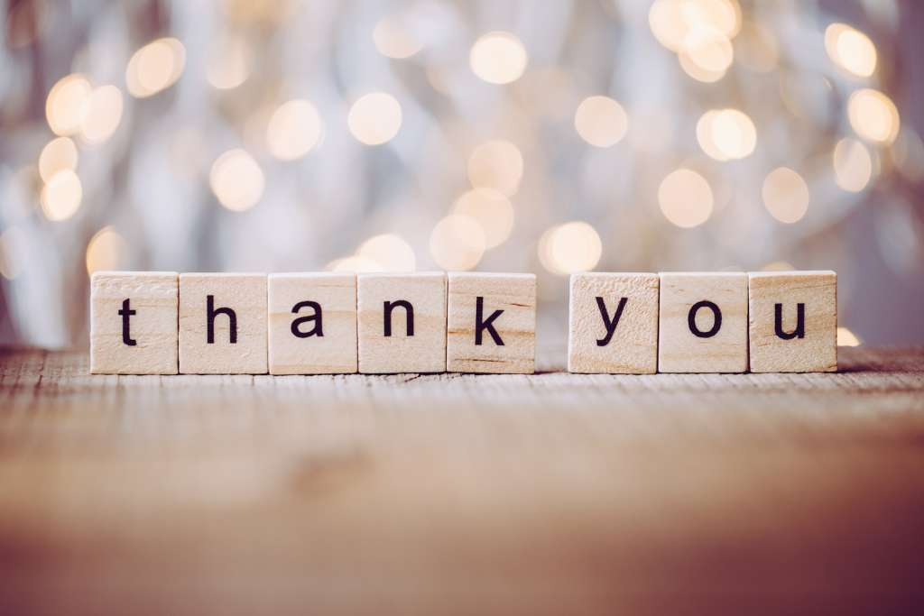 Image result for thank you quotes