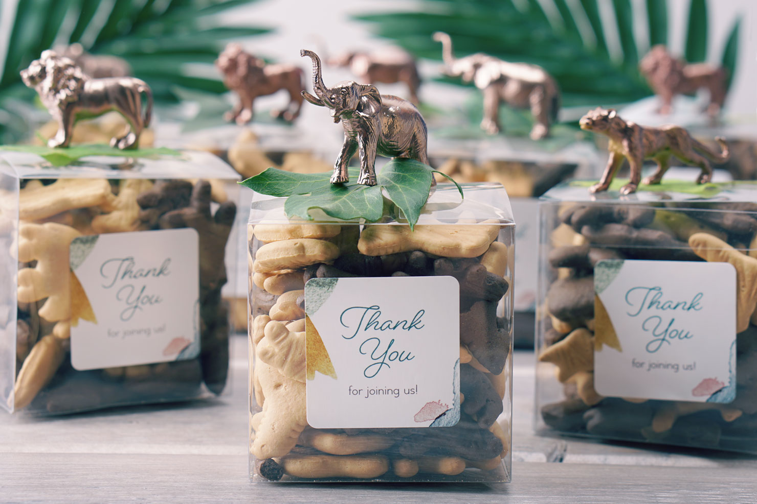 thank you baby shower favors